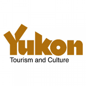 Yukon Tourism and Culture logo